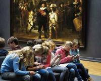 Adolescents vs Rembrandt